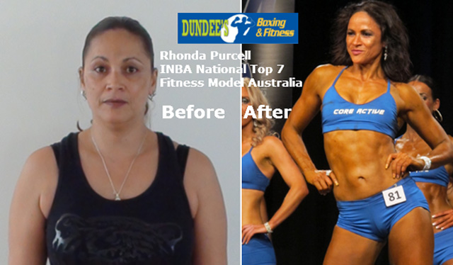 Become a fitness model Brisbane - Rhonda