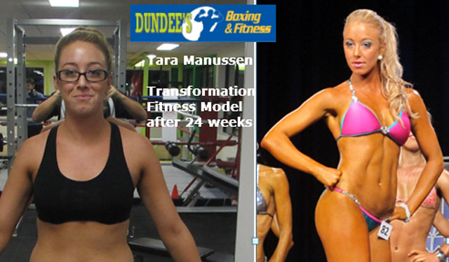 Become a fitness model Brisbane - INBA