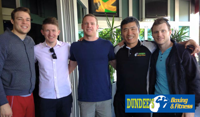 dundee-boxing-and-fitness_community for elite sportsmen