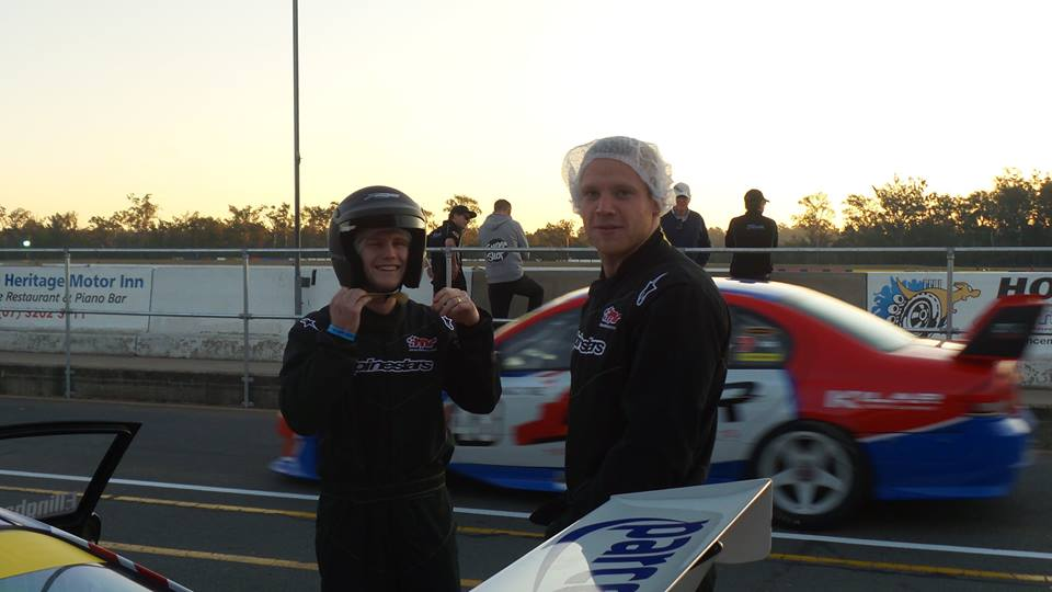 Simon Ellingham - Australian GT racing