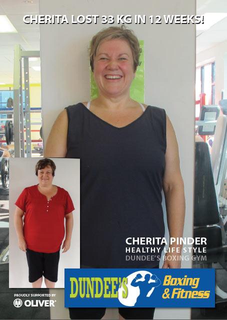 Yeronga Gym - Cherita