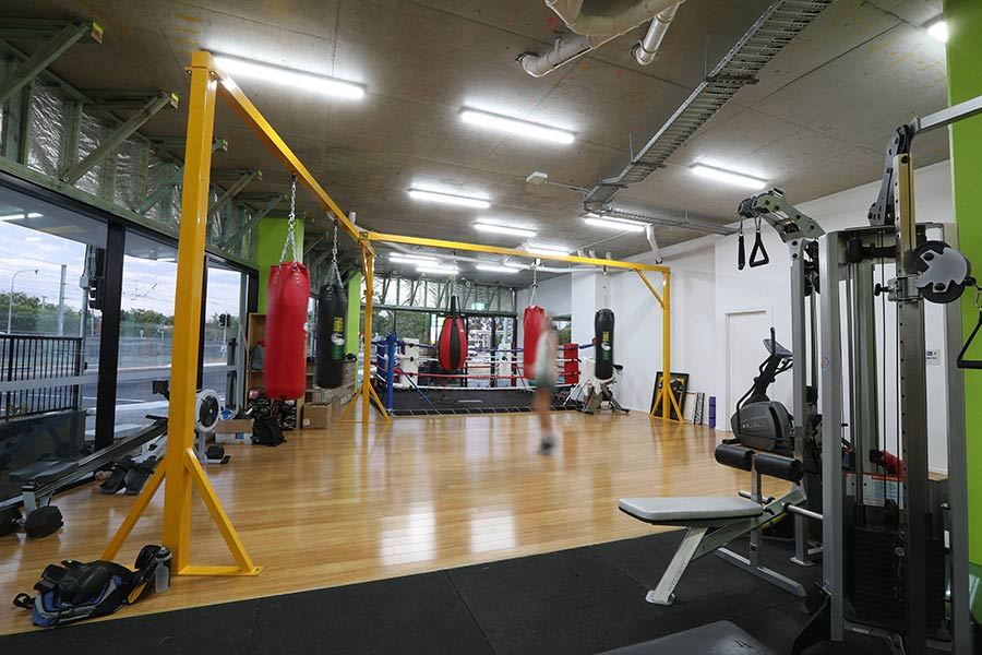 yeronga gym - dundee facilities