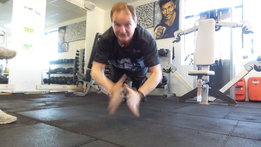 gym west end yeronga - Ipswich Mayor Paul Pisasale 2