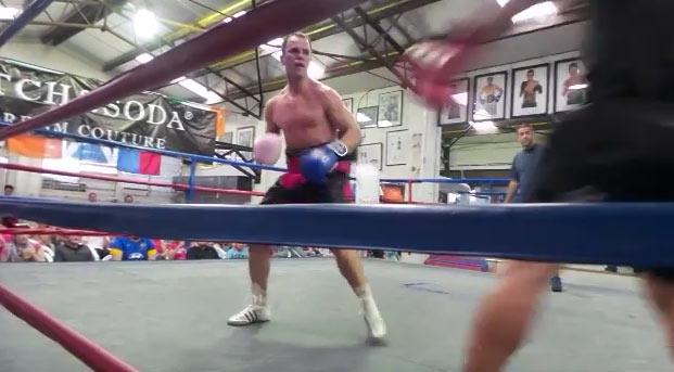 Brisbane boxing - jarrod fletcher vs dundee kim