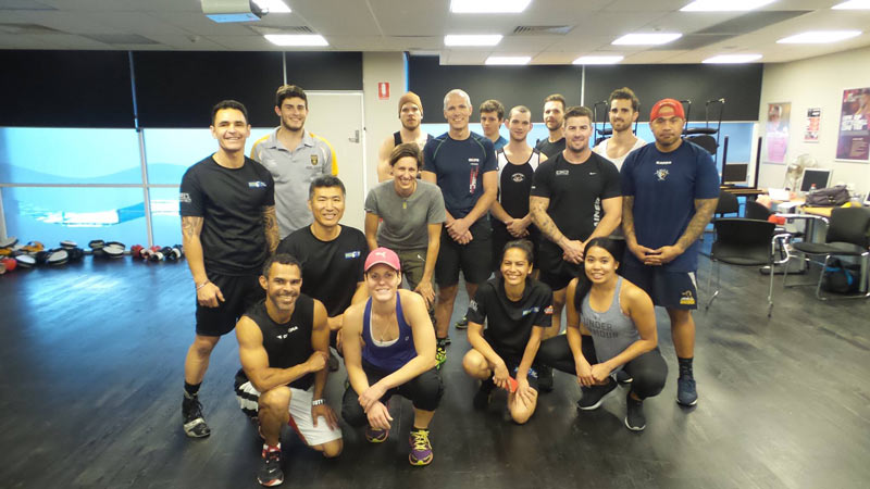 boxing classes brisbane-fitness first carindale 1