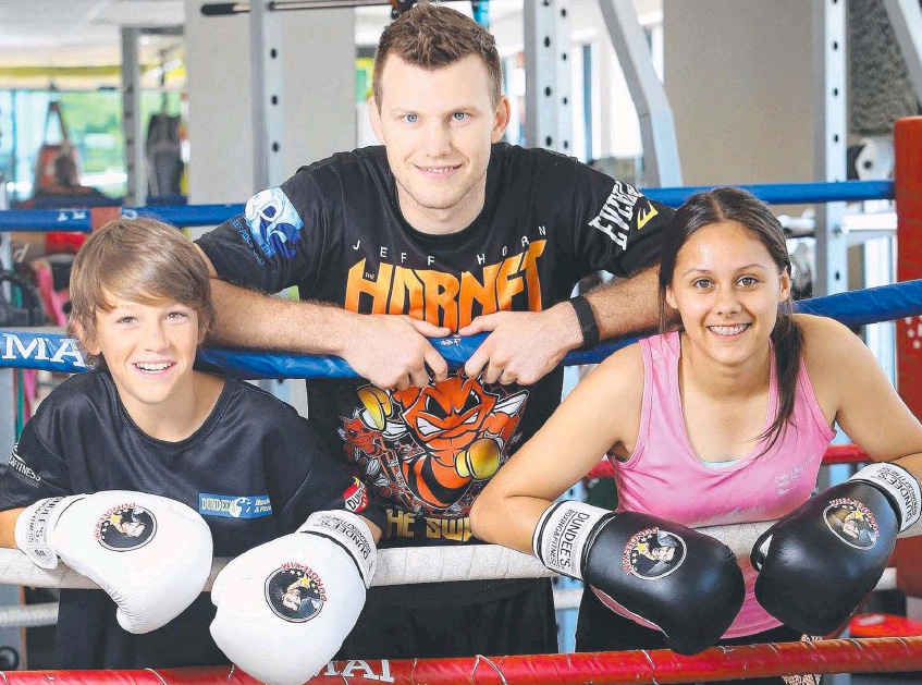 brisbane boxing gym jeff horn