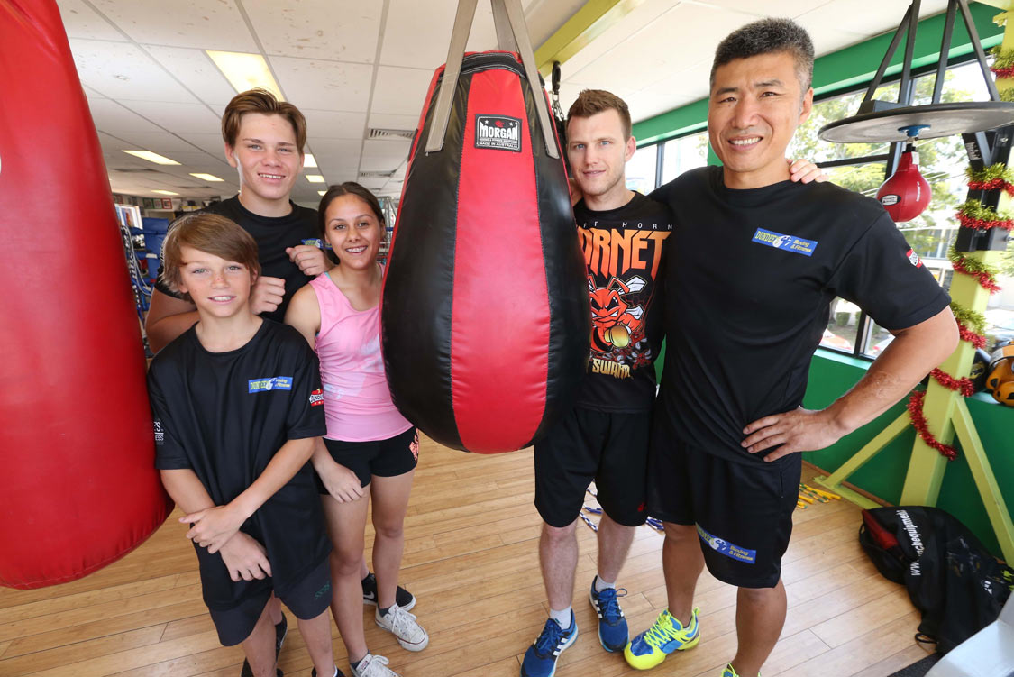 kids boxing gym brisbane 4