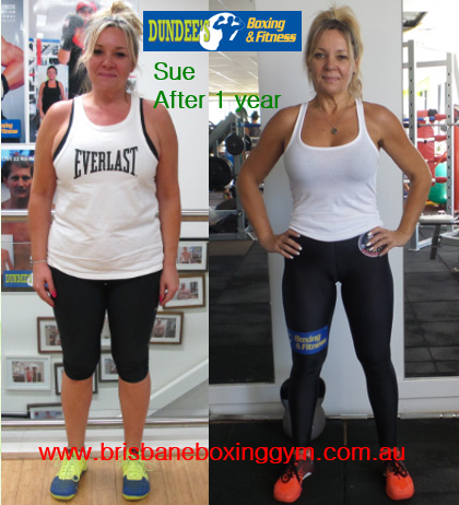 gym weight loss success - sue 1