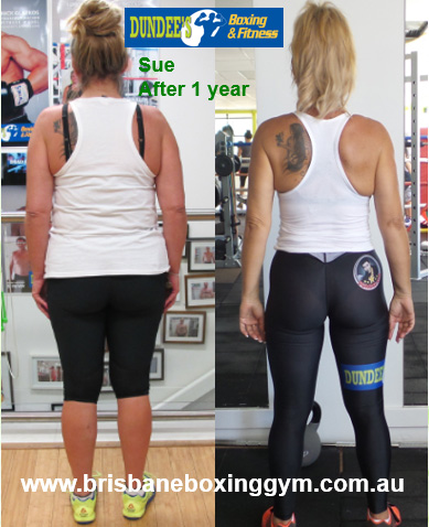 gym weight loss success - sue 3