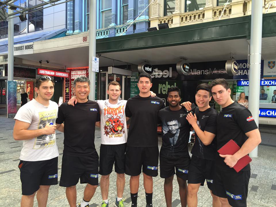 jeff horn queen street mall