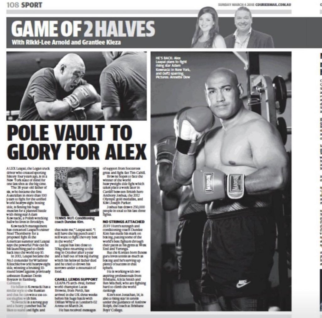 dundees boxing sunday mail